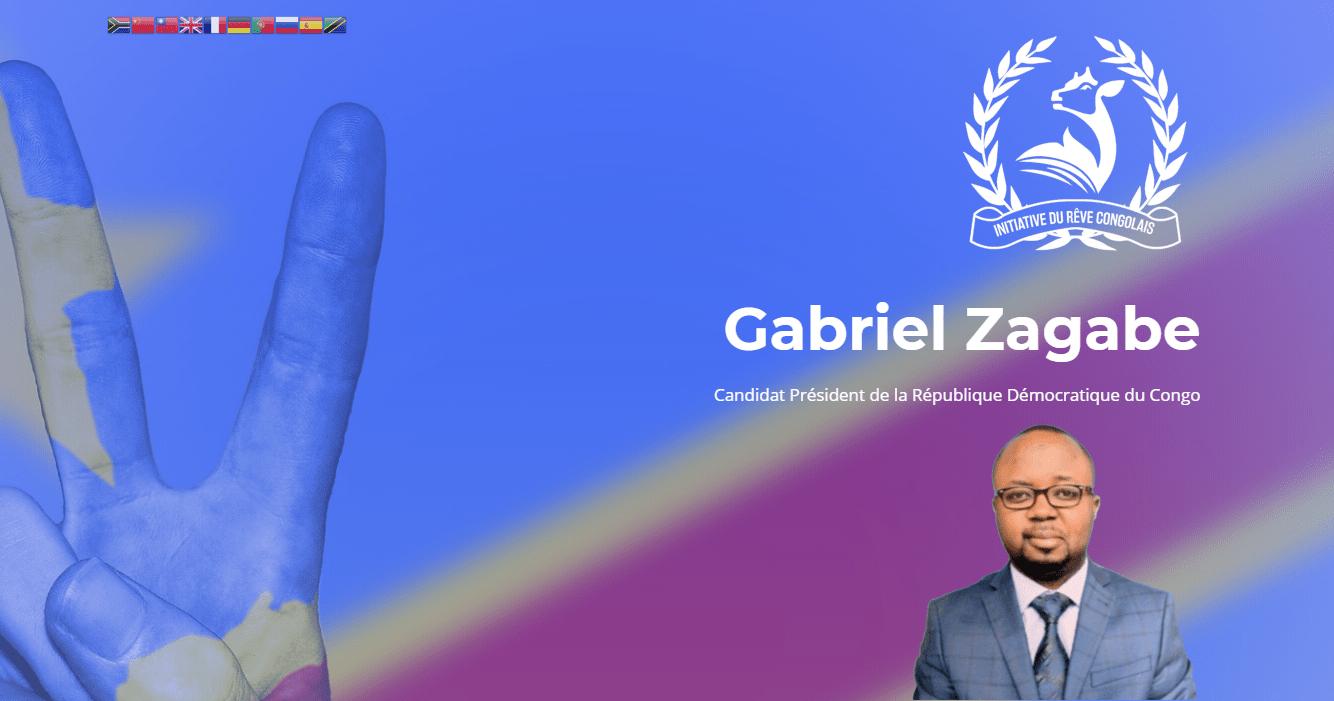 Diseño Web Personal Gabriel Zagabe