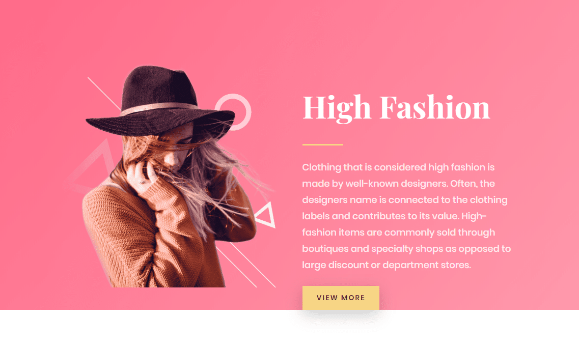 Mercadile - High Fashion
